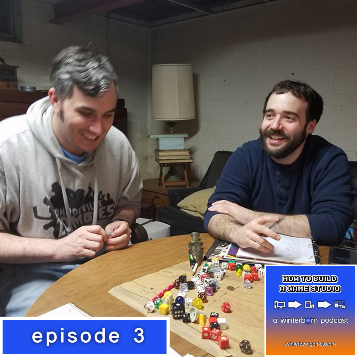 How To Build A Programmer – Podcast – Episode 3