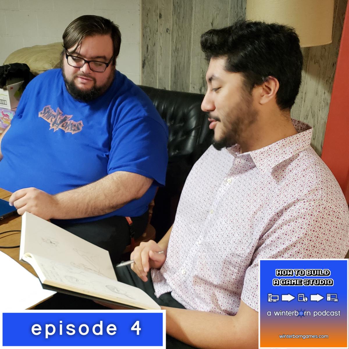 How To Build An RPG Fan – Episode 4 – Podcast
