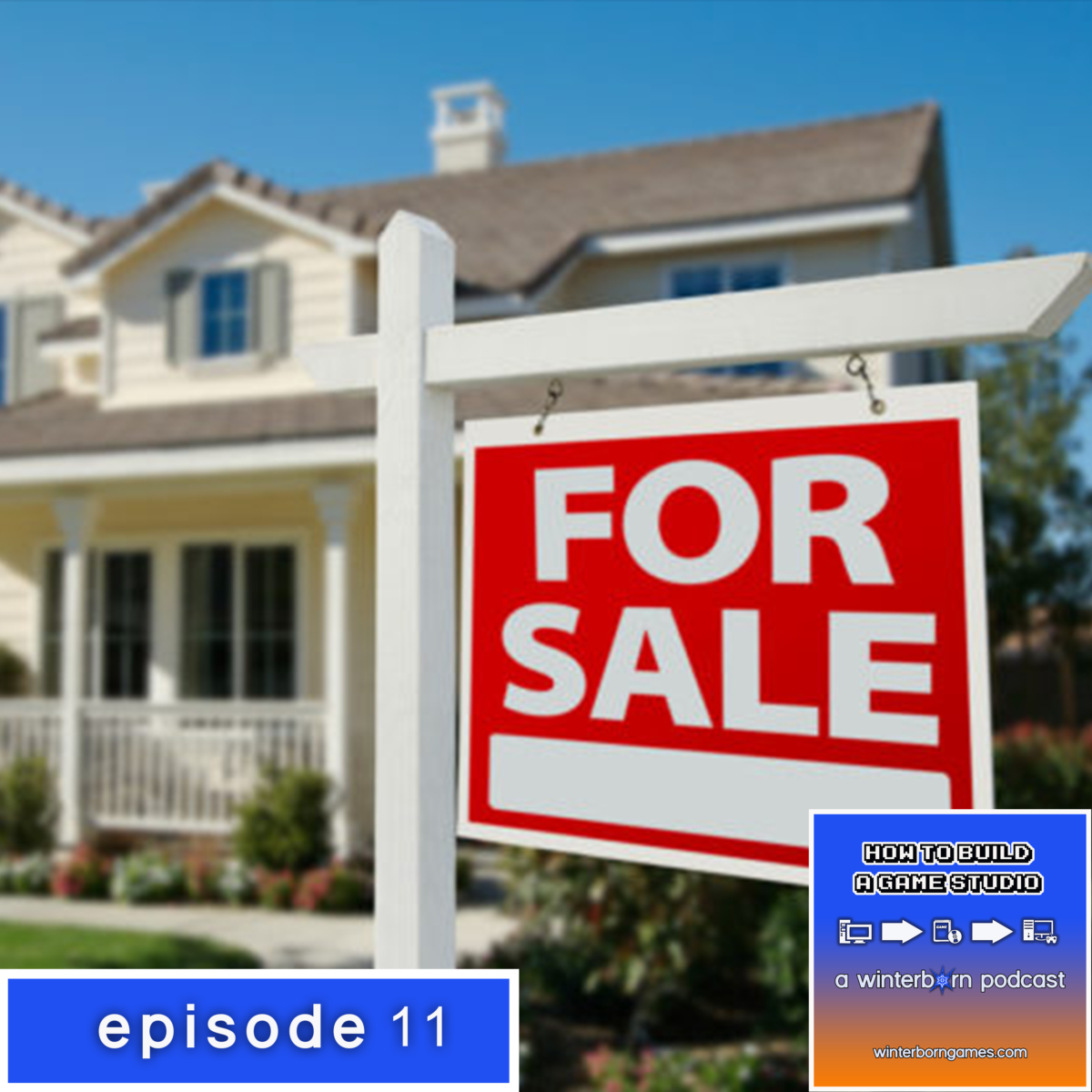 Podcast – Episode 11 – How To Buy A House