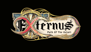Externus: Path of the Solari logo